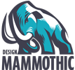 Mammothic Design | Branding | Online Marketing | Video Marketing Logo